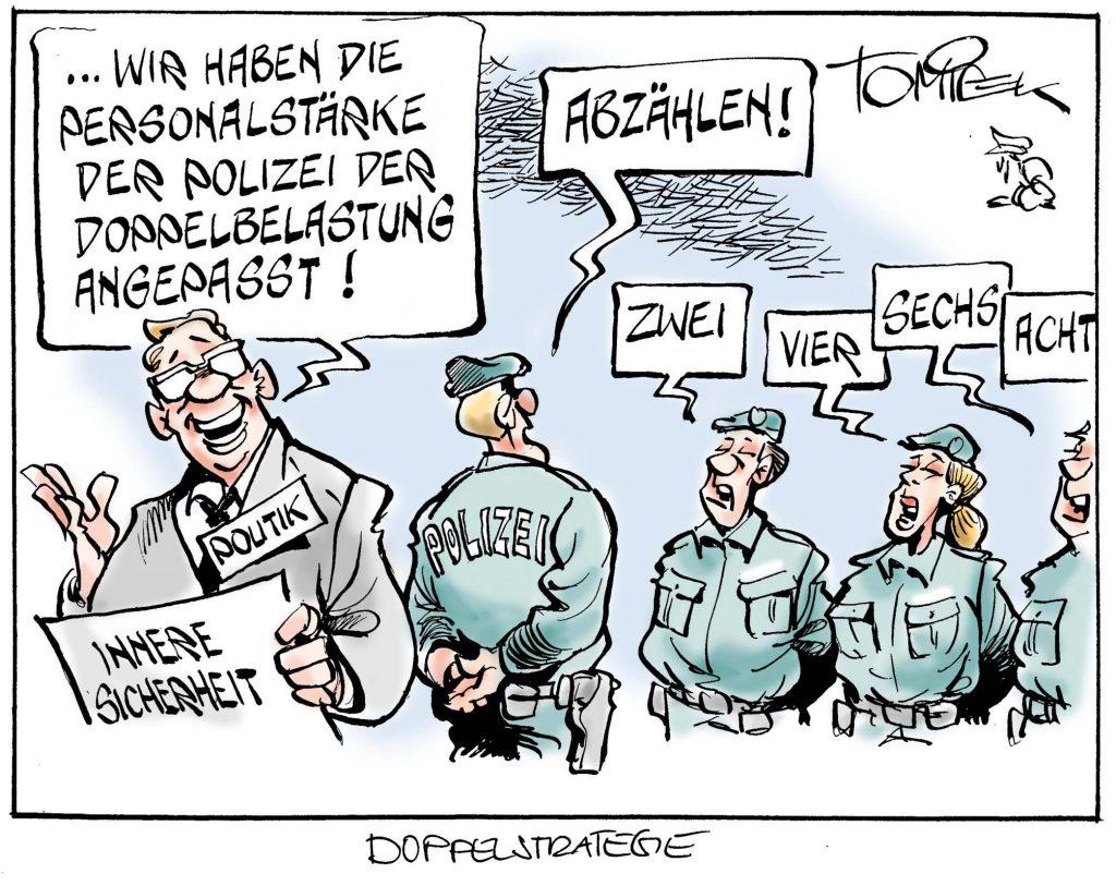 Polizeipersonal