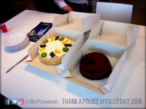 Thank a Police Officer Day in NL