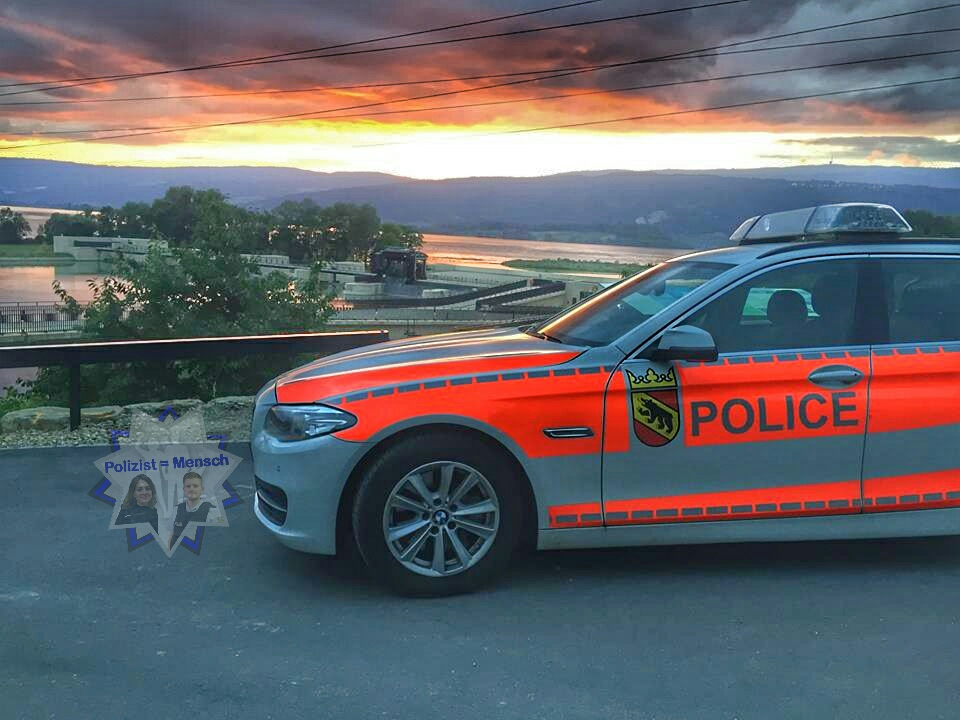 Bildgruß der Polizei Seeland