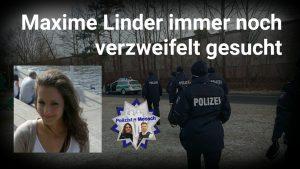 Maxime Linder immer noch verzweifelt gesucht