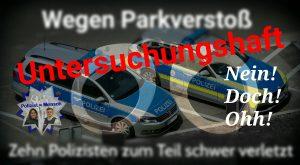 Nach Gewaltexzess gegen Polizisten in Düren - Untersuchungshaft: Nein! Doch! Ohh!