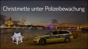 Christmette unter Polizeibewachung