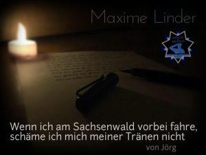 Leserbrief von Jörg zu Maxime Linder