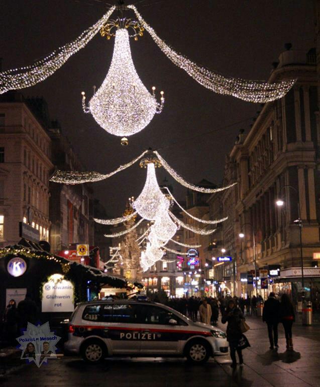 """""""Frohe Weihnachten aus Wien von Julia"""""""