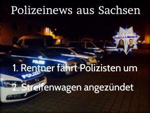 Polizeinews aus Sachsen