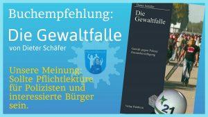 Buchempfehlung: Die Gewaltfalle von Dieter Schäfer