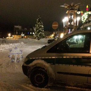 Grüße aus dem winterlichen Altenberg
