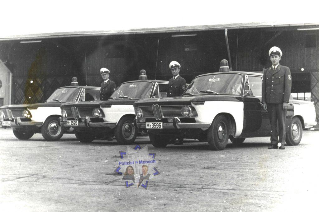 Verkehrszug Rosenheim anno 1966