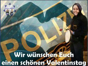 Wir wünschen Euch einen schönen Valentinstag