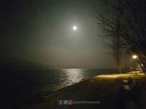 Nachtdienst am schönen Bodensee