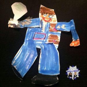 Fanpost einer 5-Jährigen