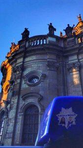 Liebe Grüße aus Dresden