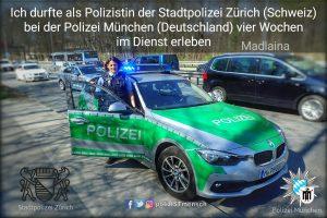 Erfahrungsbericht: Als Schweizer Polizistin in Deutschland