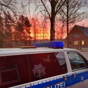 Morgengruß aus Niedersachsen