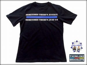 T-Shirt Thin Blue Line