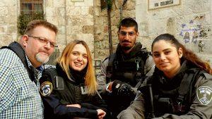 Bildgruß aus Jerusalem