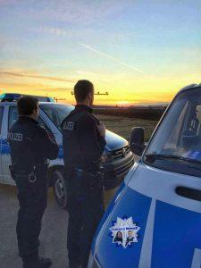 Morgengruß vom Flughafen Stuttgart