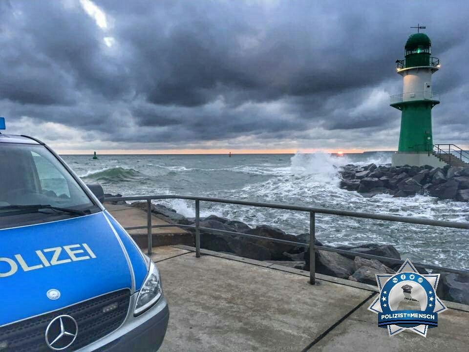 Stürmischer Gruß von der Ostsee