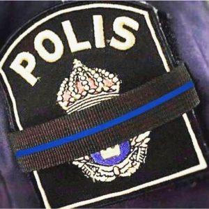 Schwedischer Polizist erleidet bei Verfolgung von Räubern tödliche Verletzungen bei Verkehrsunfall