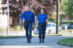 Trageversuch gestartet: Nordwest- und Ostschweiz erhalten neue Uniformen