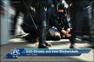 G20-Gipfel aus zwei Blinkwinkeln (von Sven)
