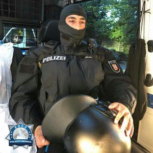Bildgruß aus dem G20-Einsatz