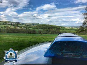 Die Polizeistation Limburg grüßt