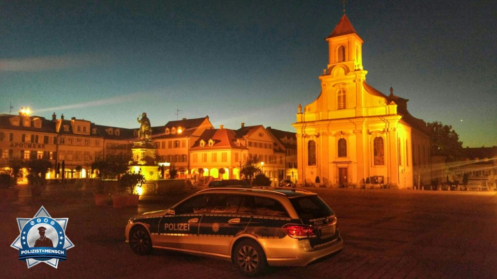 Unser heutiger Gruß zum Nachtdienst kommt aus Baden-Württemberg