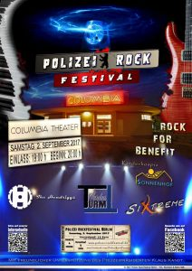 Benefizkonzert: Polizei Rockfestival Berlin