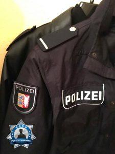 Nach Vereidigung endlich Teil der Polizeifamilie