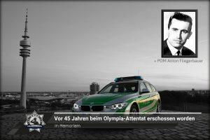 In Memoriam: Vor 45 Jahren beim Olympia-Attentat erschossen worden