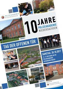 Veranstaltungstipp: Tag der offenen Tür der Polizeiakademie Niedersachsen