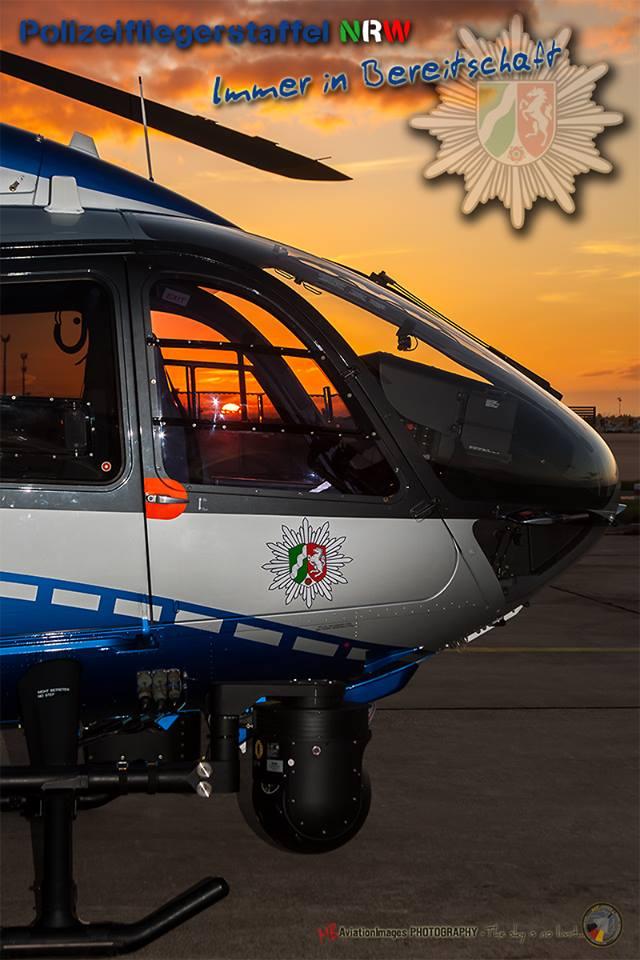 Polizeifliegerstaffel NRW - Immer (für euch) einsatzbereit!