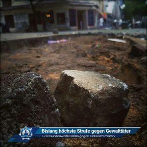 G20: Bundesweite Razzia gegen Linksextremisten - Bislang höchste Strafe gegen Gewalttäter