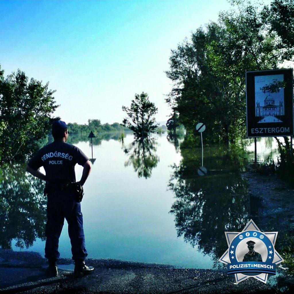 """""""Grüße aus Ungarn! Das war das Donauhochwasser 2013, Andras"""""""