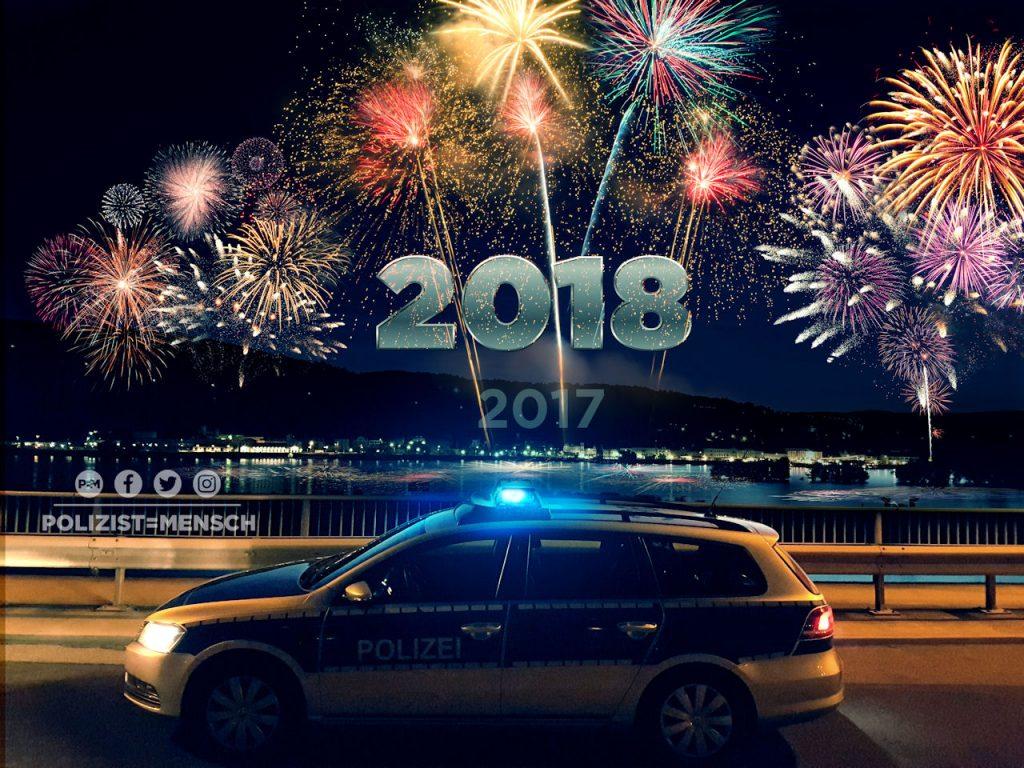 Wir wünschen allen einen guten Rutsch in 2018 und ein glückliches und sicheres neues Jahr!