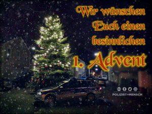 Wir wünschen euch einen schönen und besinnlichen 1. Advent