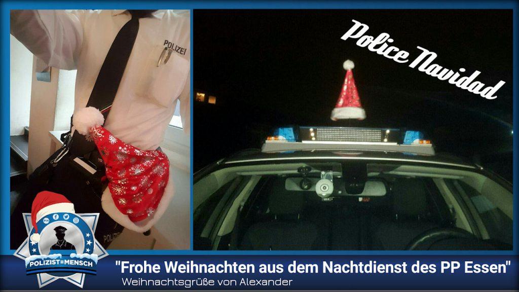 Police Navidad