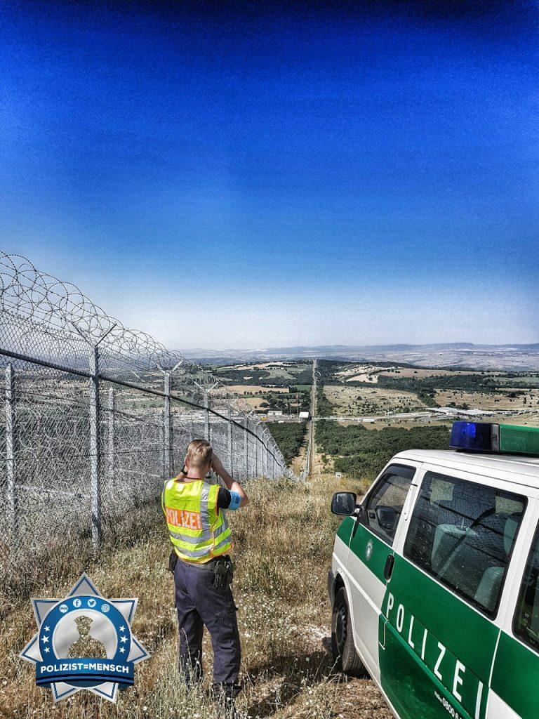Gruß von Jo aus Bulgarien vom Frontex-Einsatz an der türkischen Grenze