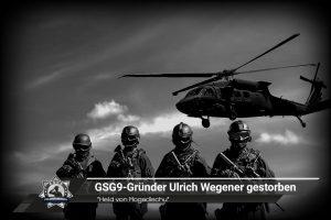 """""""Held von Mogadischu"""": GSG9-Gründer Ulrich Wegener gestorben"""