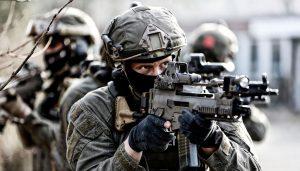 GSG9 sucht Polizisten zum Aufbau der Berliner Einheit