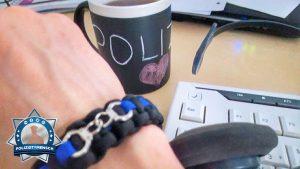 Mein Armband begleitet mich jeden Tag