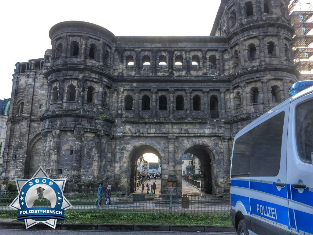 Bildgruß aus der ältesten Stadt Deutschlands vom Karnevalseinsatz