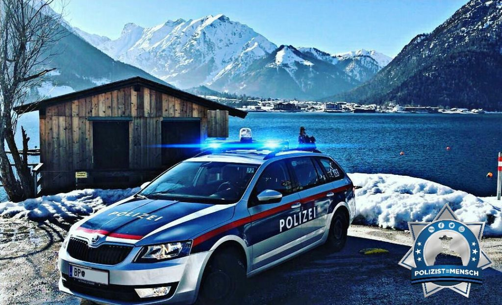 """To serve and protect in Tirol! Christoph"""