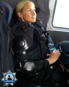 """""""Sag mal, wie ist es so als Frau bei der Polizei?"""""""