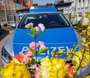 Wenn Frühlingsgefühle einen Polizeieinsatz zur Folge haben