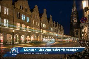 Gastbeitrag von Dieter Müller: Münster - Eine Amokfahrt mit Ansage?