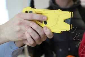 Vorreiter: Rheinland-Pfalz führt als erstes Bundesland den Taser im Streifendienst ein