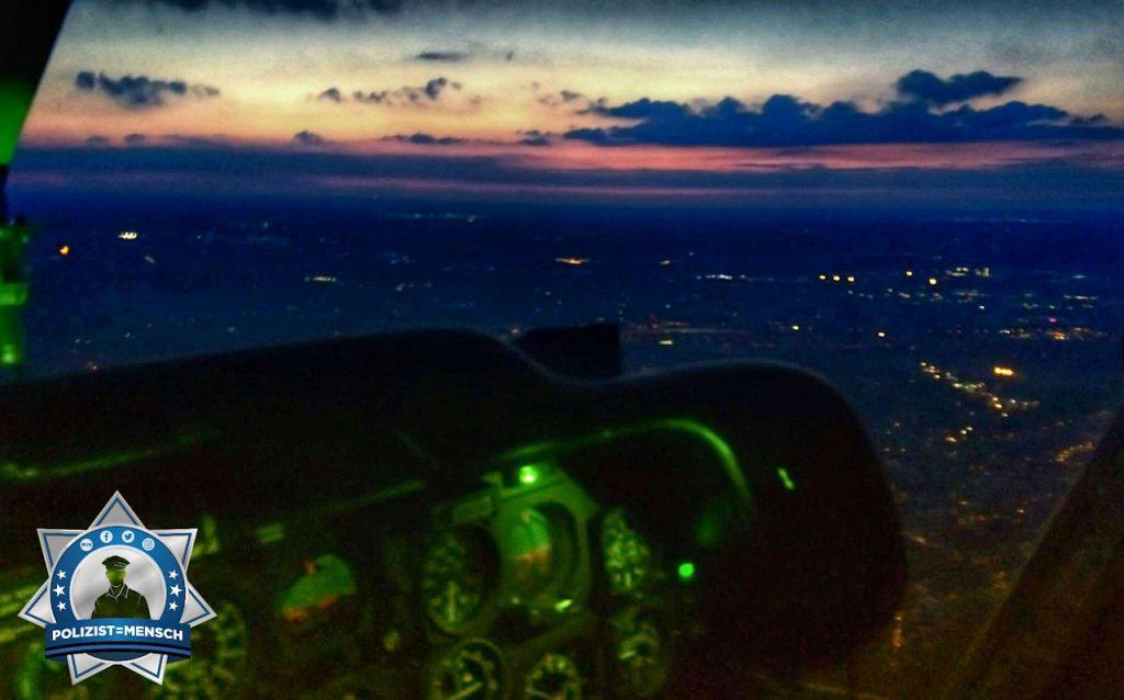 Flug in die Nacht, Dienst am Bürger...