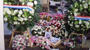 Trauerfeier am heutigen Tag für Yasmine Grisius